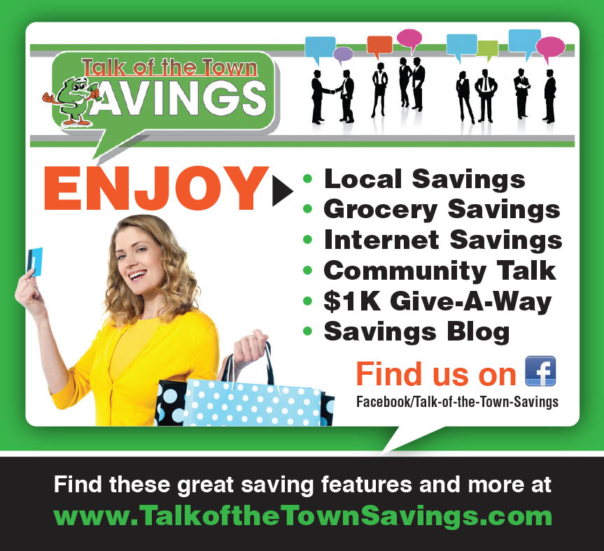 TalkoftheTownSavings.com