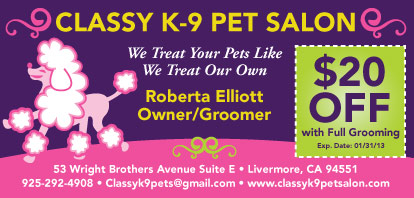 Classy K 9 Pet Salon